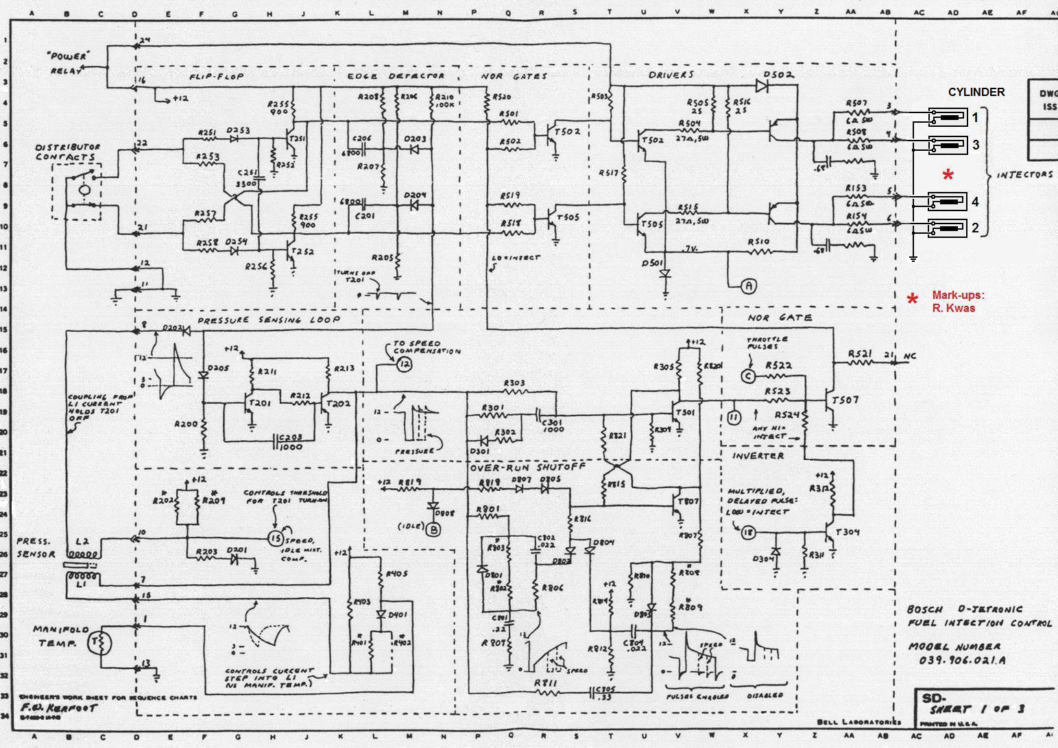 Bosch Ecu Wiring Diagram 24 Images Mercedes D Jetronic Schematic1 Touchedup Jet Notes Pdf At