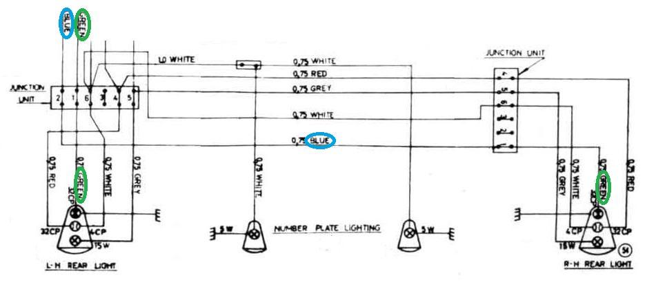 sw em amazon rear light fixture restoration rh sw em com Ford Tail Light Wiring Diagram Ford Tail Light Wiring Diagram