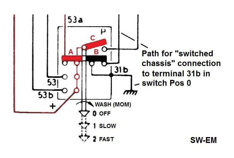SW-EM Windshield Wiper Systems | Sprague Wiper Motor Wiring Diagram |  | Sw-Em