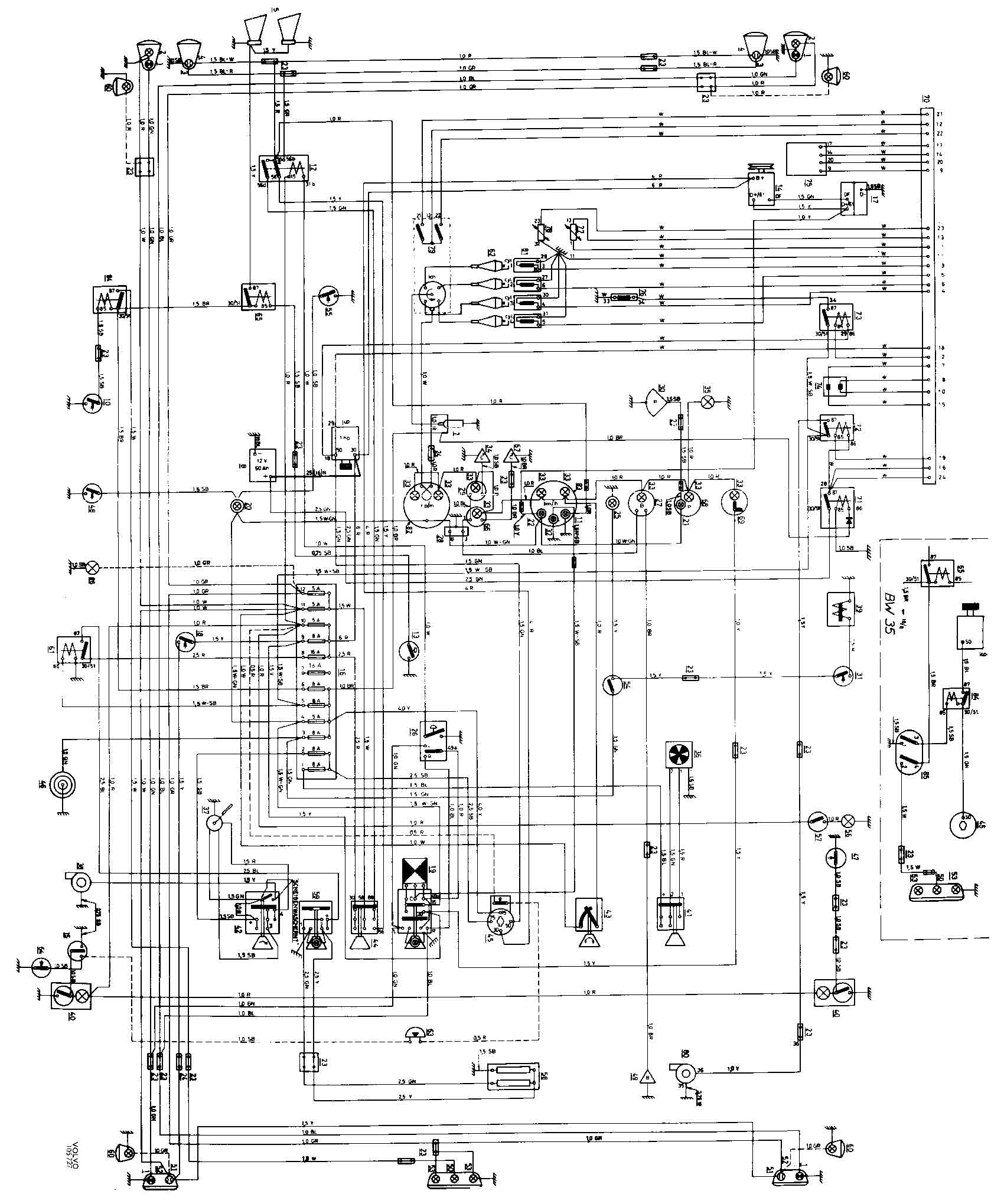 2001 Volvo S70 Wiring Diagram Archive Of Automotive 850 Stereo V70 Schematics Rh Thyl Co Uk