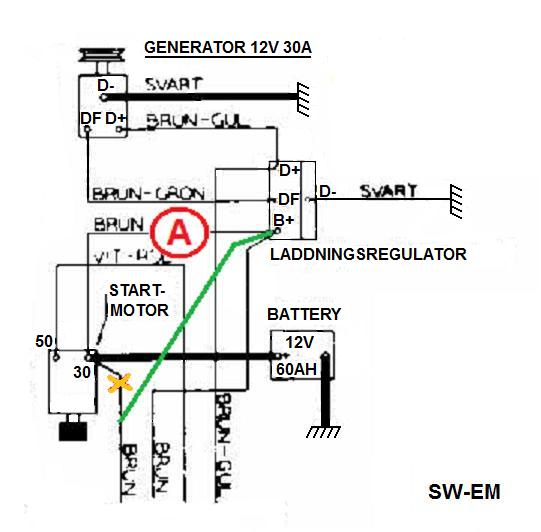 Amp Meter Voltage Regulator Generator Wiring Diagram - Wiring ... on car radio, car audio, car starter, car upholstery, car roof racks, car detailing, car stereos, car inspection, car bed, car speakers, car decals, car tweeters, car paint, car interior, car equalizers, car subwoofers, car accessories, car alarms, car subs, car battery,